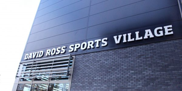 David Ross Sports Village