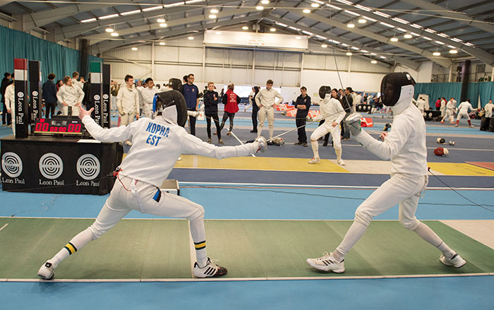 Image result for uon fencing pictures