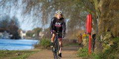 Alumna, Eddie Brocklesby, cycling.