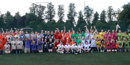 staff sports day blog