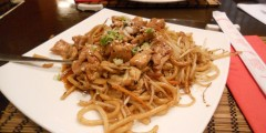My favourite dish at Bonzai - Teriyaki Chicken Udon!