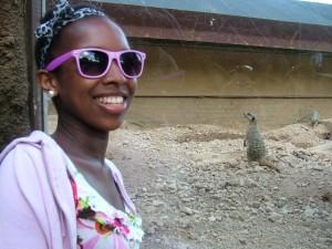 Meerkat and me