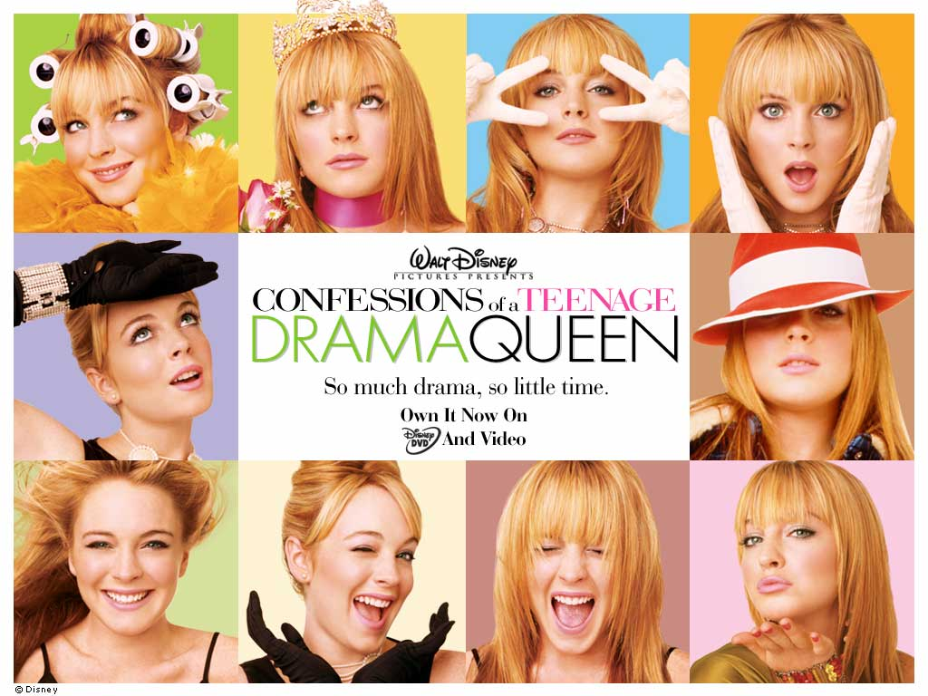 confessions of a teenage drama queen full movie viooz