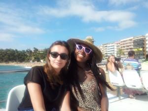 Costa Brava boat ride