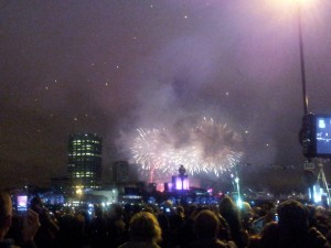 New Year's 2012