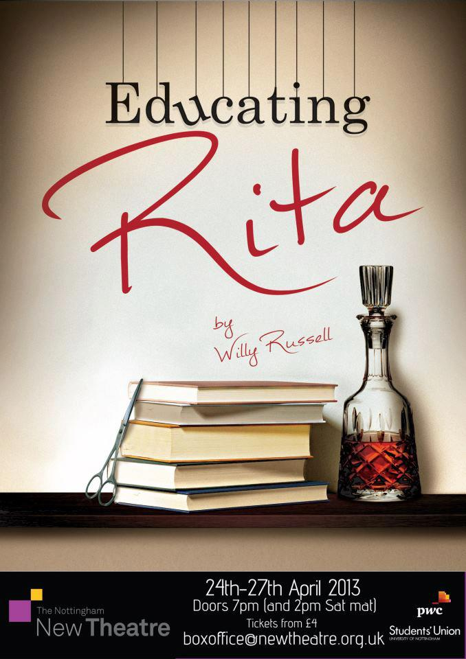 Educating rita coursework