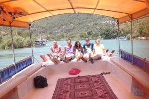 T boat