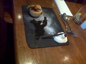 cheesecake oak