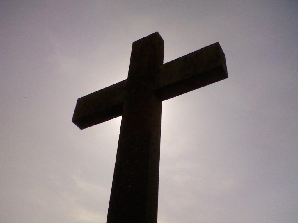Llanddwyn Isle Cross