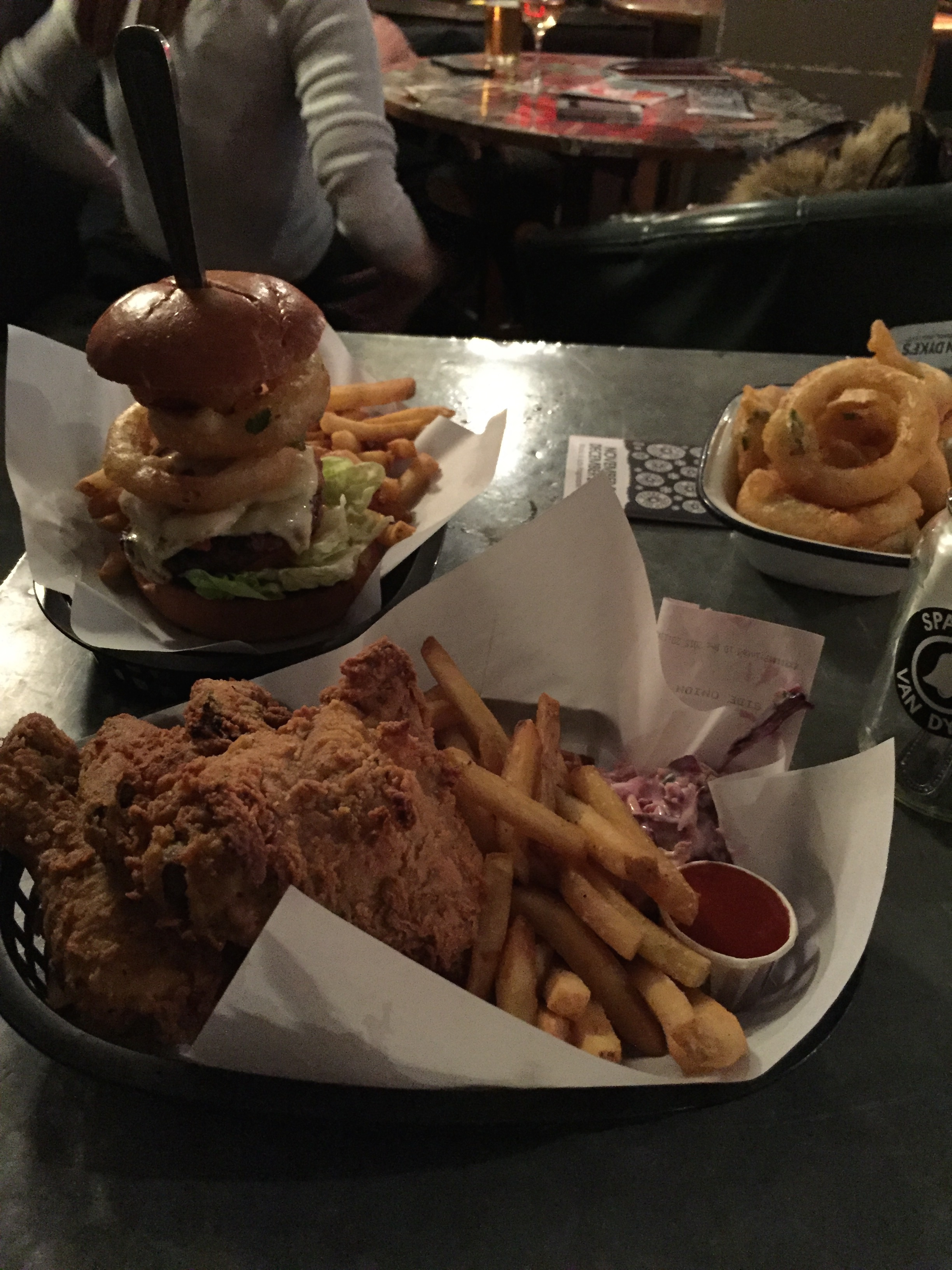 Best Place To Go Out For Food Nottingham