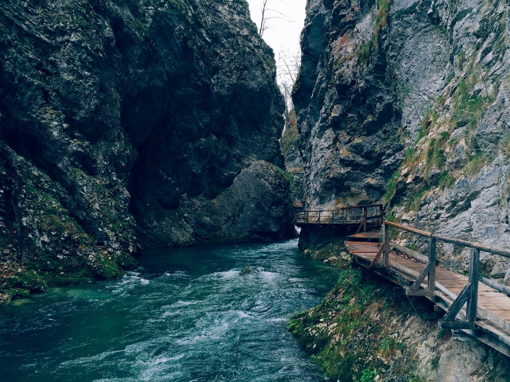 vinegar gorge, slovenia