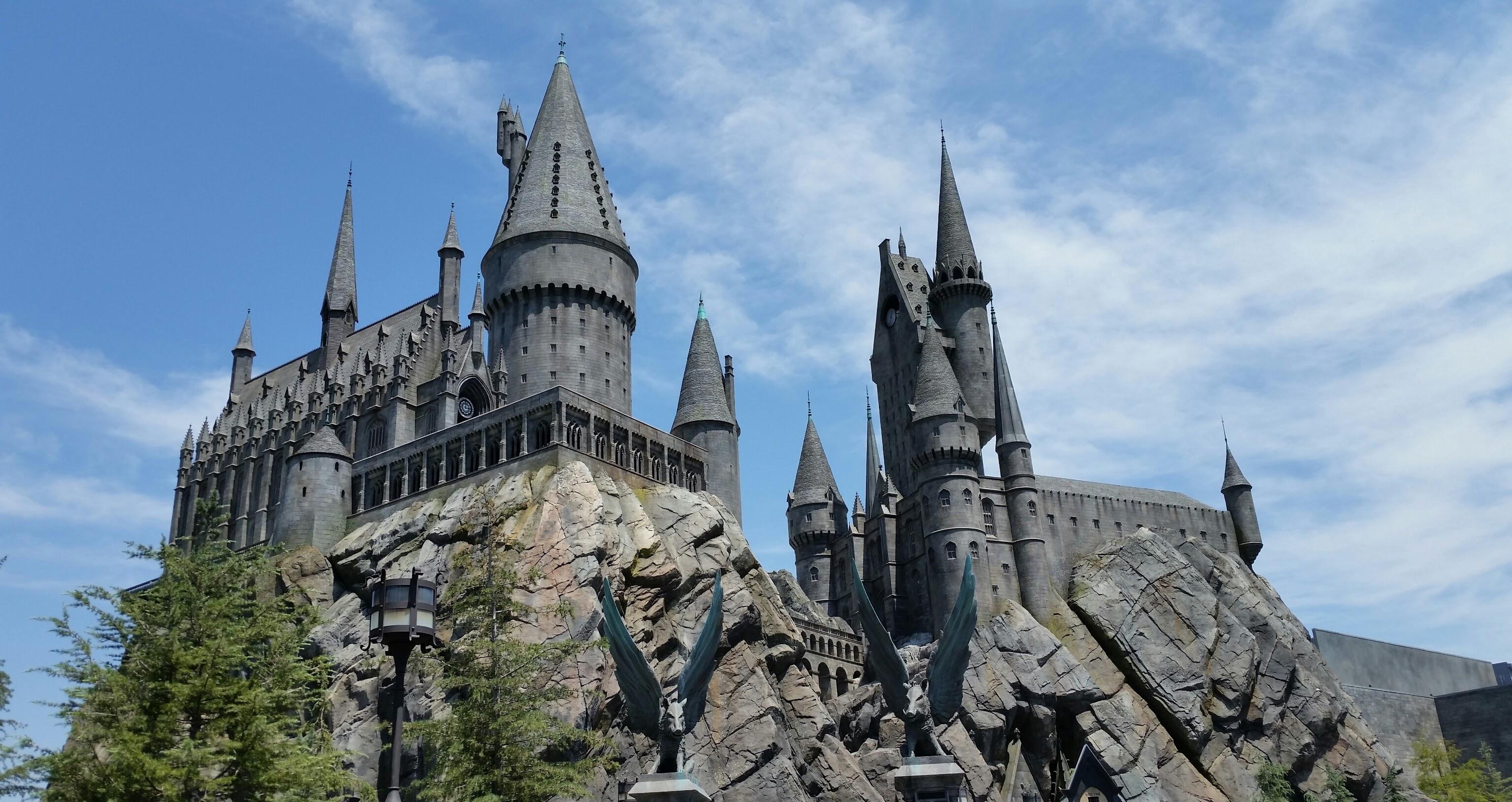 Hogwarts In Echt