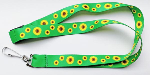 an image Sunflower Lanyards