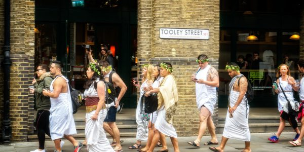 If a toga theme night at Oceana doesn't seem like your thing (and who can blame you?) Despair not!