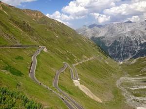 Stelvio Pass - Italian Alps
