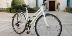 Ucycle hire bike