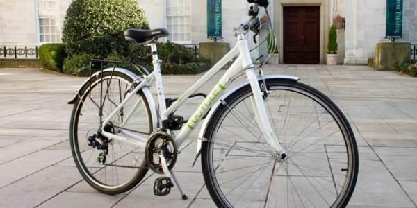 Ucycle hire bike