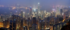 Hong Kong – a city blessed with top universities and some significant urban challenges
