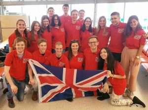 Enactus Nottingham team