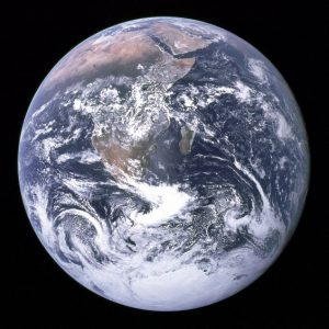 'blue marble' photo of our planet taken by Apollo 17