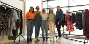 Clothes swap at University of Exeter