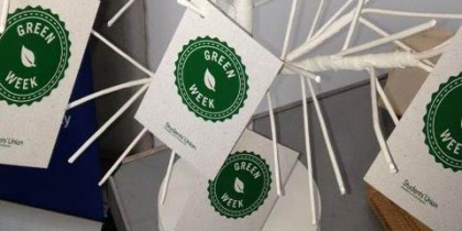 Image of SU Green Week Ideas Tree