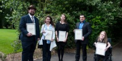 Winners of Postgraduate teaching awards