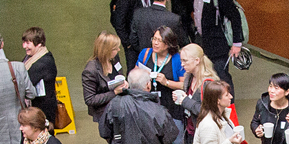 Teaching and Transformation Programme conference, April 2015