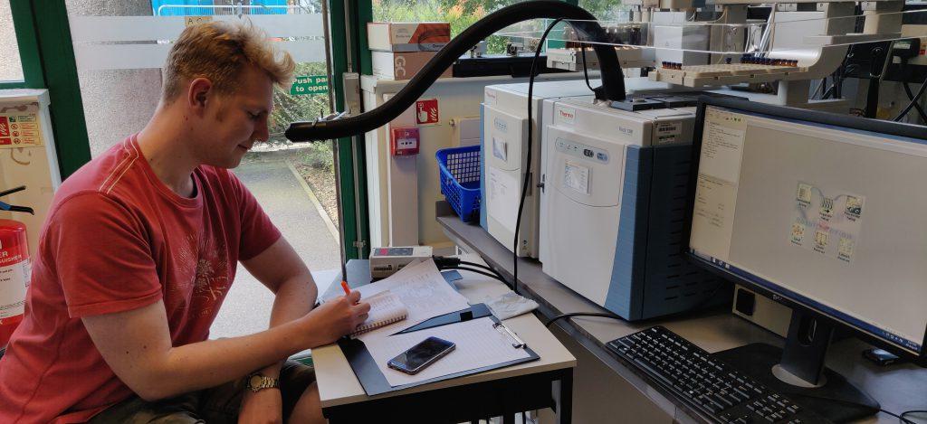 Nottingham-Adelaide PhD Student Sam Riley
