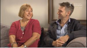 Linda East & Neil Chadborn