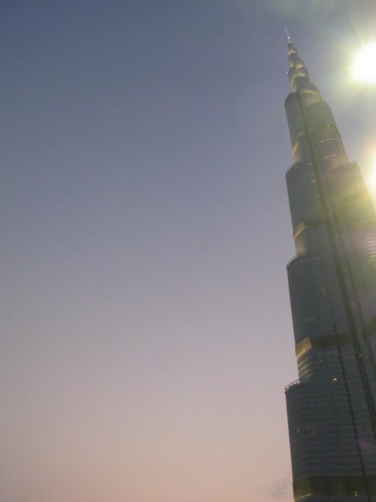 The Burj Kalifa