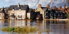 Flooding in York, 2000 © Neil Macdonald