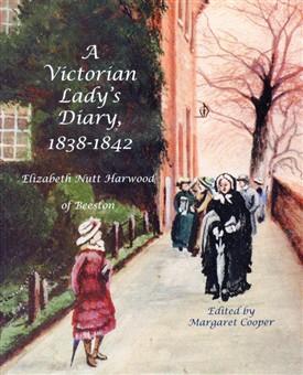 Elizabeth Nutt Harwood's diary