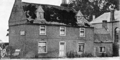 Matthew Flinders' home in Donington, Lincolnshire