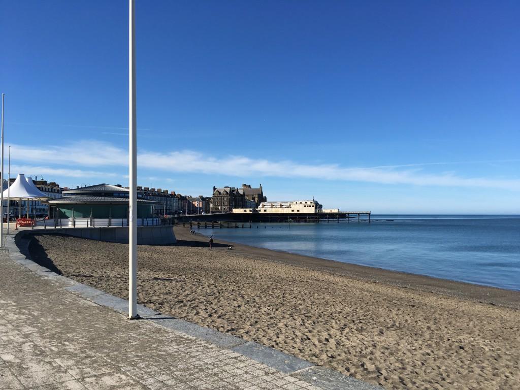 Aberystwyth, 21 April 2016