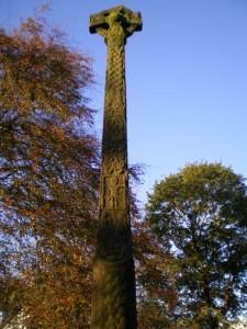 Cross at Gosforth, Cumbria