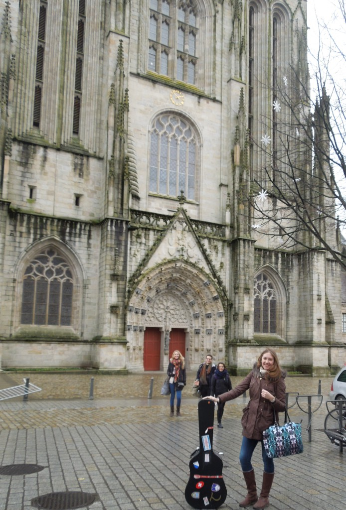 Cathedral in Quimper