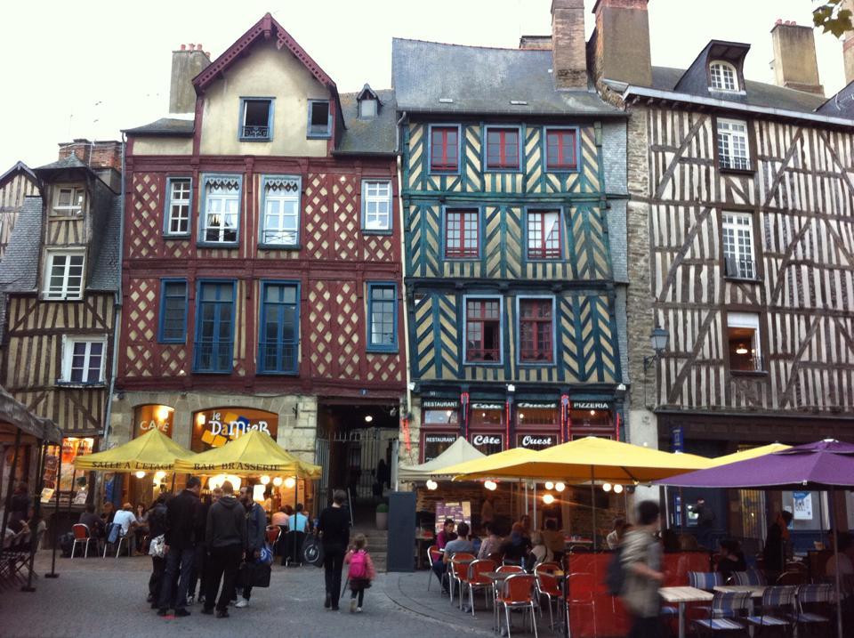 Saint-Anne, Rennes