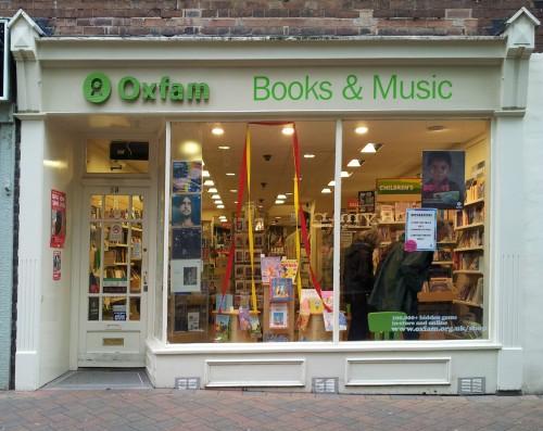 Oxfam Books & Music