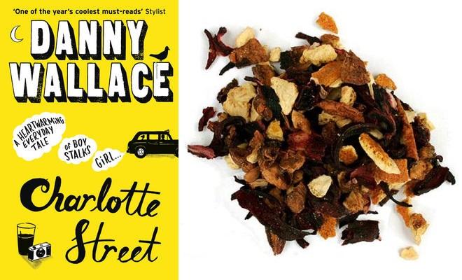 Charlotte Street with Passionfruit & Orange Tea