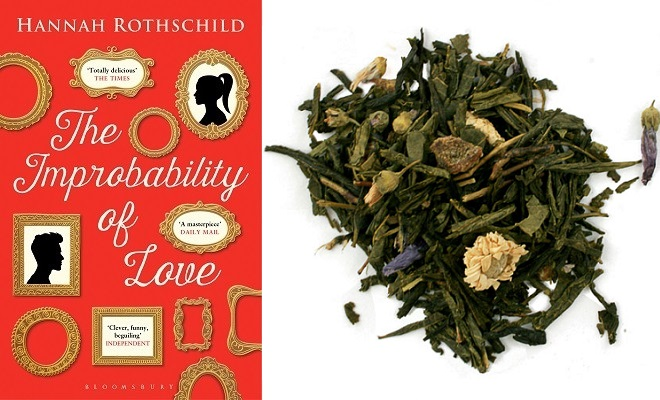 The Improbability of Love with Green Tea & Peach