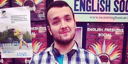 Liam Knight I love English blog